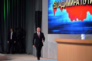 Putin 18 dec. 2
